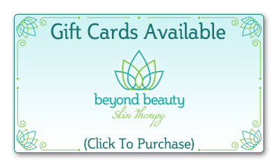 Facial & Skin Care Salon Gift Cards from Beyond Beauty Skin Therapy in Camp Hill PA