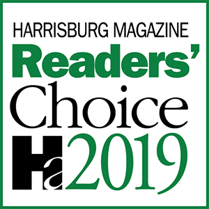 Harrisburg Magazine Readers Choice Facial 2019